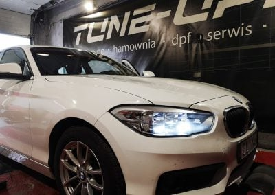 BMW 114i CHIPTUNING + 68KM