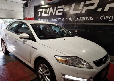 Ford Mondeo IV 2.0 TDCI Chiptuning + 57KM