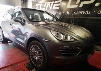 Porsche Cayenne 3.0 D CHIPTUNING +45KM