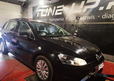 VW GOLF 1.6TDI CHIPTUNING 106KM - 136KM